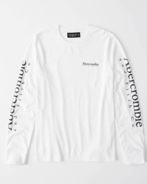 Abercrombie hosszú ujjú póló
