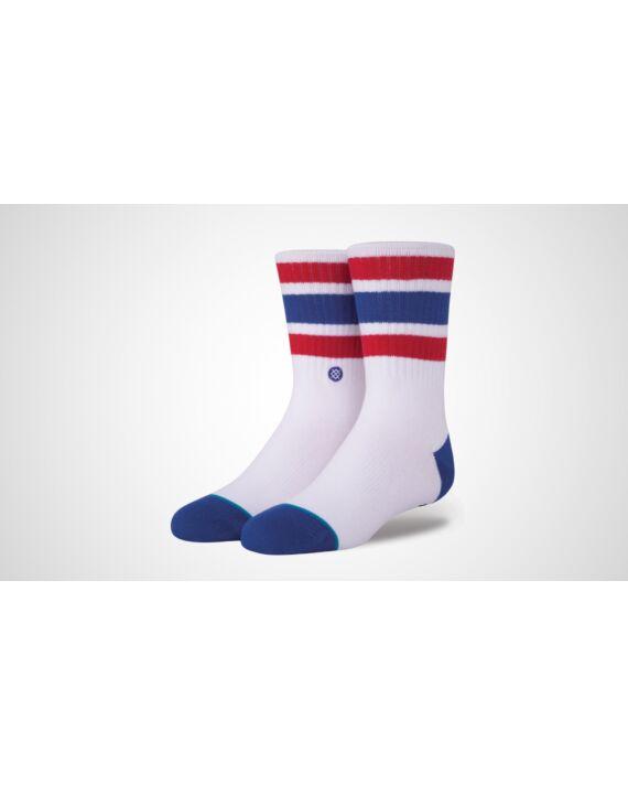 STANCE zokni - BOYD 4 BLUE