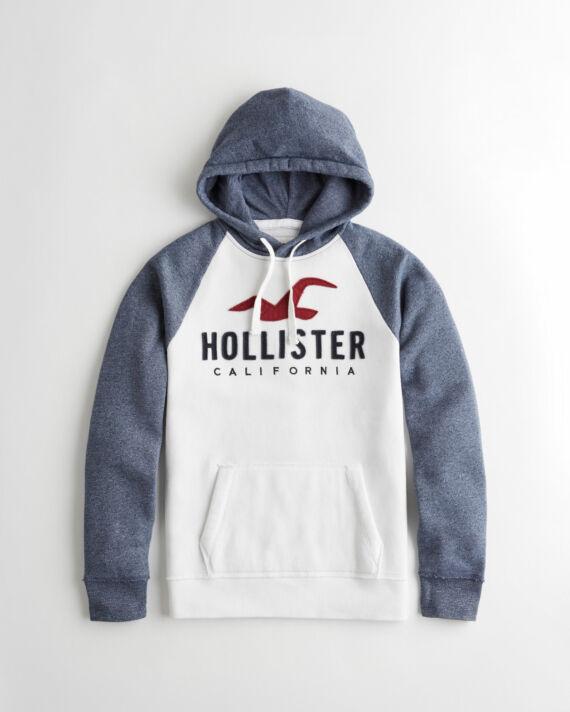 Hollister kapucnis pulóver