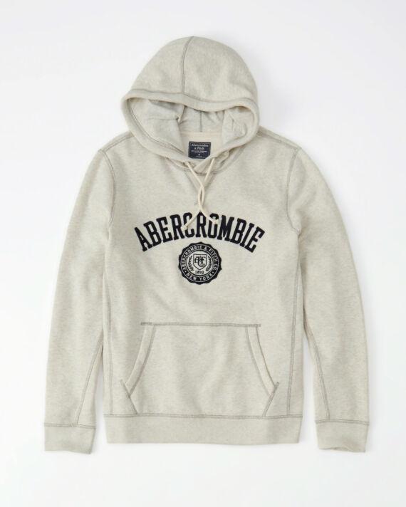 Abercrombie kapucnis pulóver