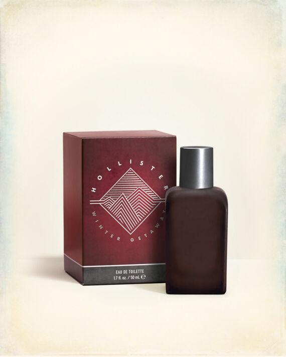 Hollister Winter Gateway parfüm