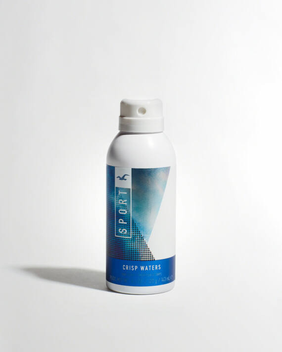 Hollister Crisp Water Spray